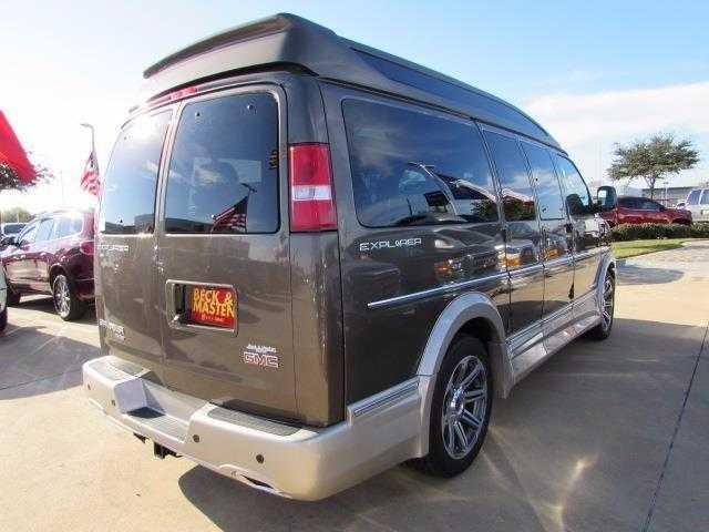 2017 Explorer Van Conversion Gmc Savana Explorer Van