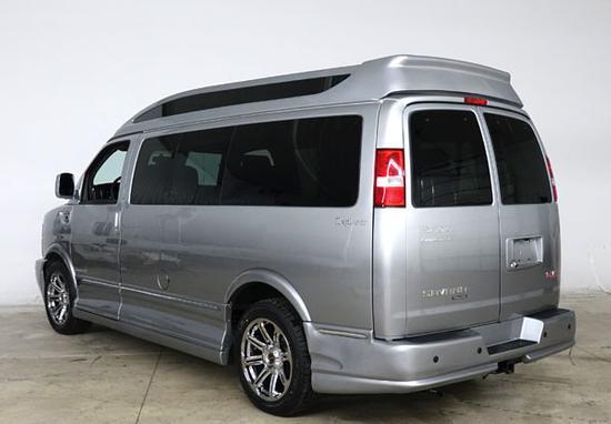 2016 Explorer Van Conversion Gmc Savana Explorer Van