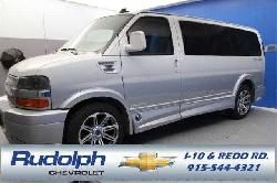 2016 Explorer Van Chevrolet Express Explorer Van