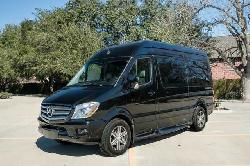 2017 Explorer Van Mercedes Benz Sprinter